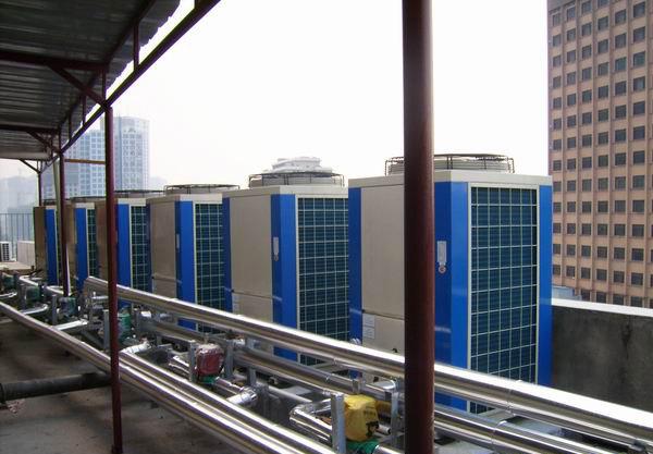 空气能热水工程实例